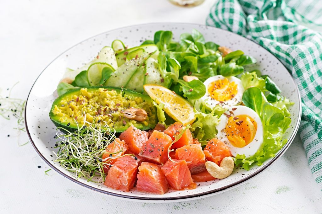 ketogenic-diet-breakfast-salt-salmon-salad-with-greens-cucumbers-eggs-avocado-keto-paleo-lunch.jpg